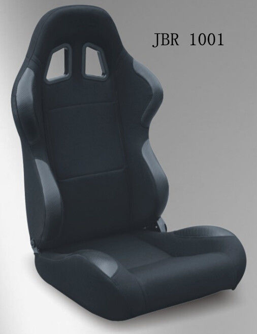 black color sport racing seats auto car seats different color available. Black Bedroom Furniture Sets. Home Design Ideas