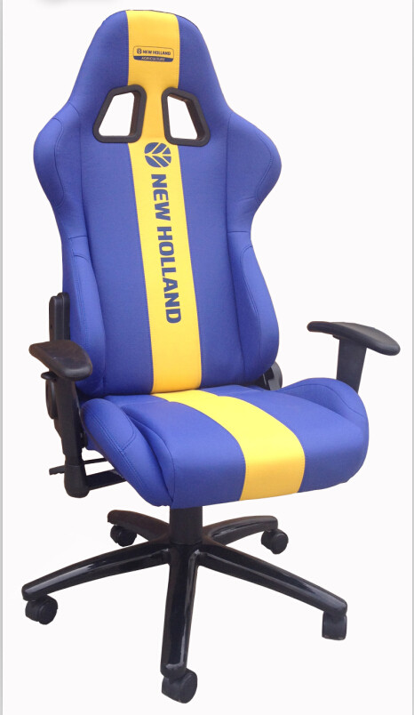 Height Adjustable Office Chair For Meeting Room , Car Bucket Seat Computer Chair