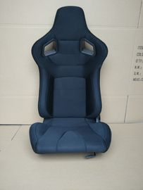 China Different Material Sport Racing Seats PVC Fabric Car Seat 131*27*57CM factory