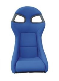 Safety Blue Bucket Racing Seats Great Support For The Lower Back And Shoulder