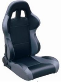 China Custom Sport Racing Seats With Logo Printing JBR1002 Series , Racing Car Chair factory