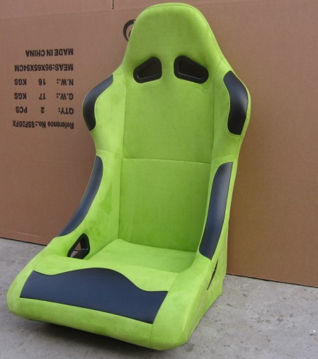 Custom Pineapple Bucket Racing Seats With Backrest Angle Adjustment